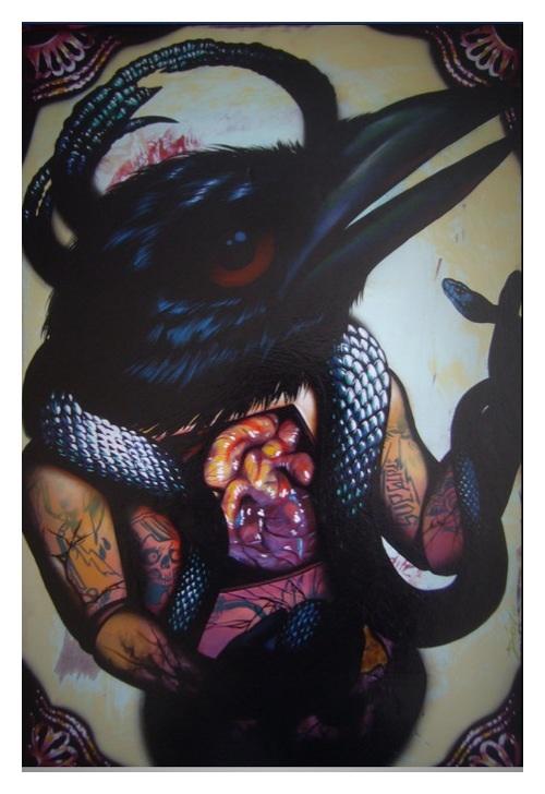 Pillow Talking the Devil - 2010